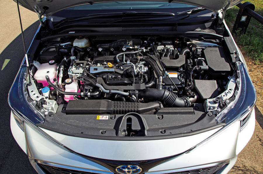 Toyota Corolla 2019 long-term review - engine