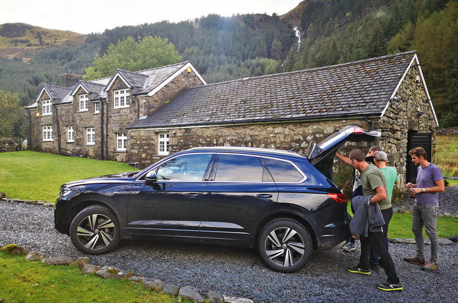 Volkswagen Touareg 2019 long-term review - Damien trip