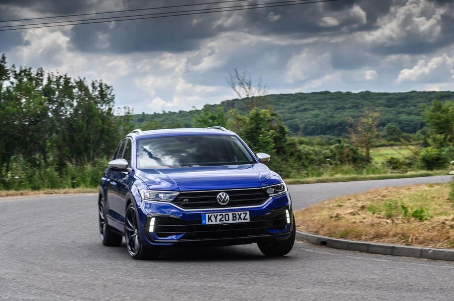 Volkswagen T-Roc R 2020 : un examen à long terme - un virage à prendre