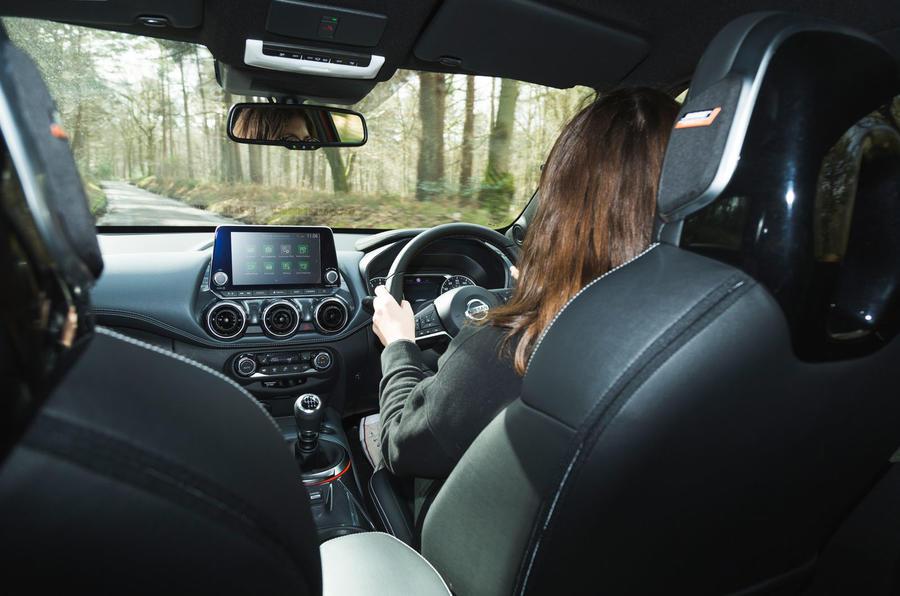 Nissan Juke 2020 : bilan à long terme - Rachel Burgess au volant