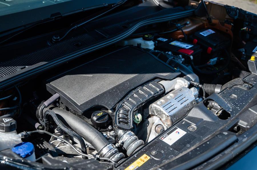 Peugeot 2008 2020 : essai à long terme - moteur