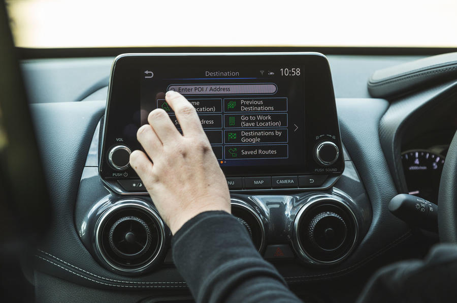 Nissan Juke 2020 : examen à long terme - cartes