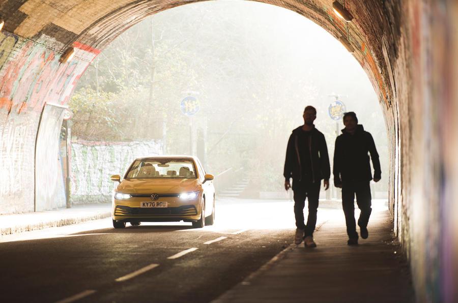 19 Volkswagen Golf 2021 : tunnel de révision à long terme