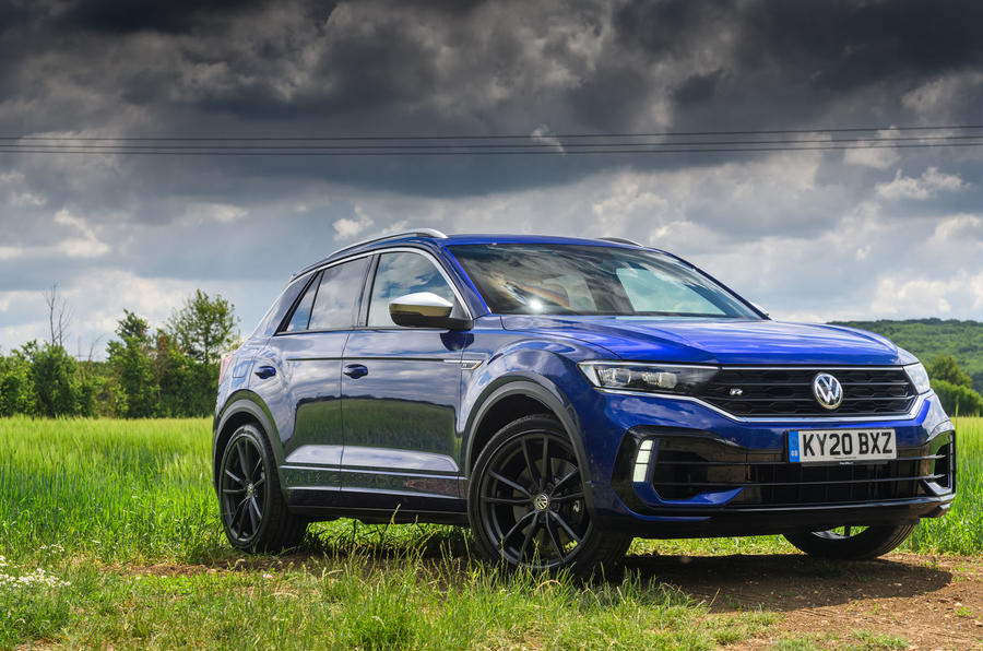 Volkswagen T-Roc R 2020 : bilan à long terme - statique