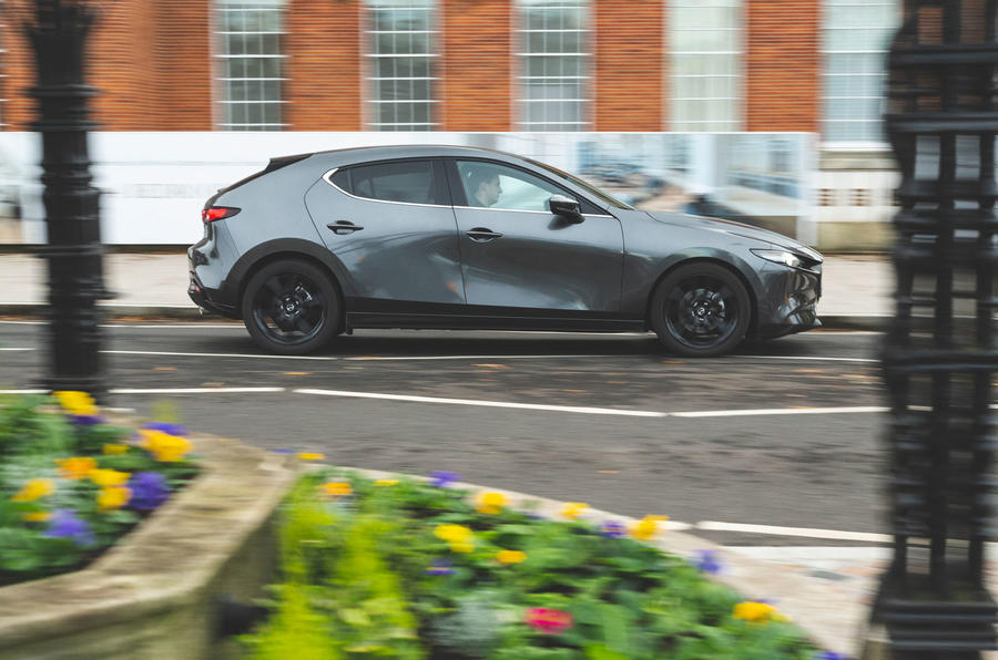 Mazda 3 2019 long term review - hero side