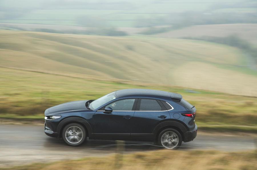 2 Mazda MX 30 2021 : le héros de la révision à long terme