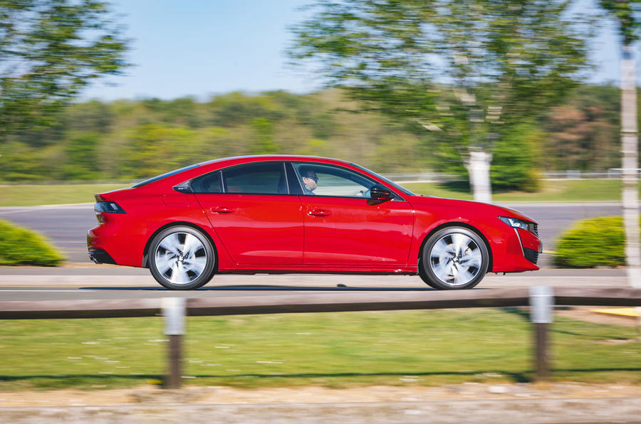 Peugeot 508 2019 long-term review - hero side