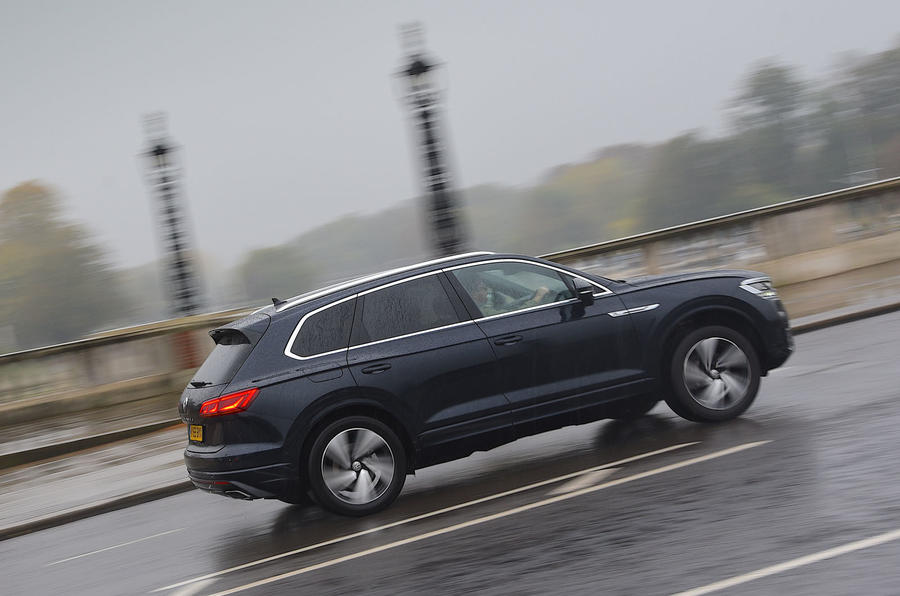 Volkswagen Touareg 2019 long-term review - hero side