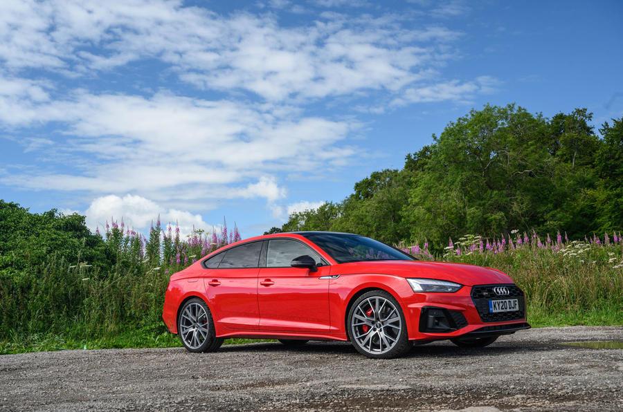 Audi S5 Sportback 2020 long-term review - static