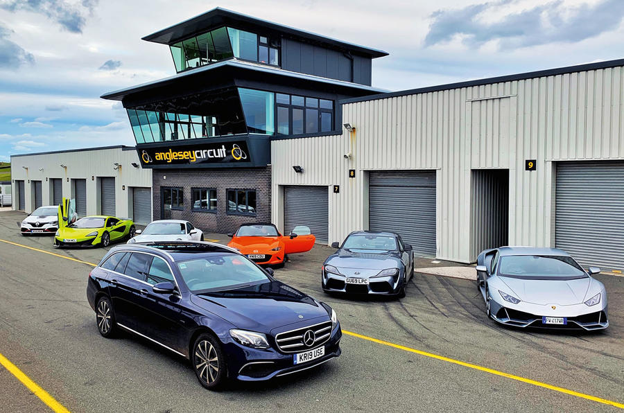 Mercedes E300de 2019 long-term review - Anglesey