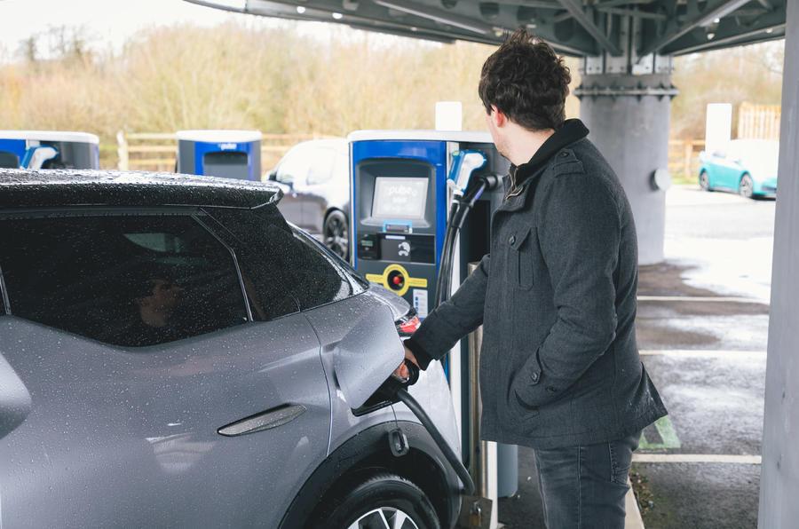 20 Surto car subscription long term test TM charging
