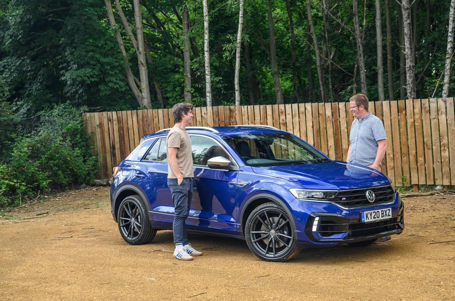 Volkswagen T-Roc R 2020 : examen à long terme - testeurs