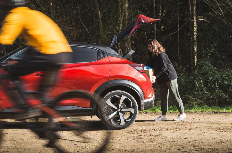 Nissan Juke 2020 : examen à long terme - chargement
