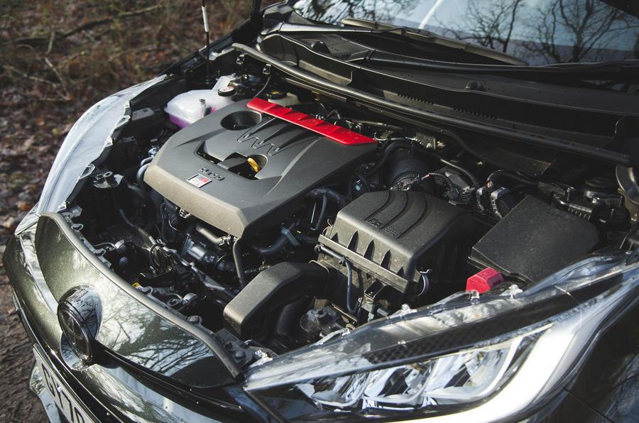 21 Toyota GR Yaris 2021 moteur d'examen à long terme