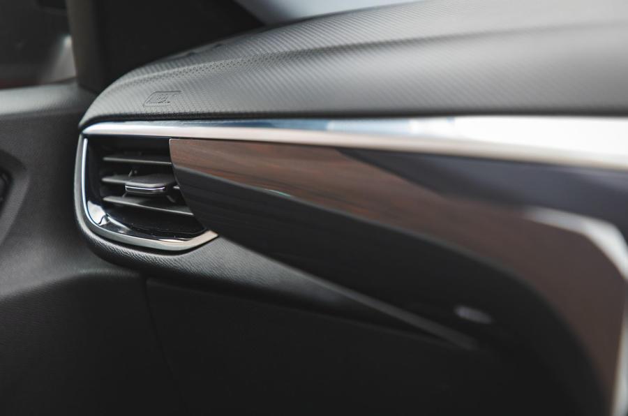 Vauxhall Corsa 2020 long-term review - interior trim