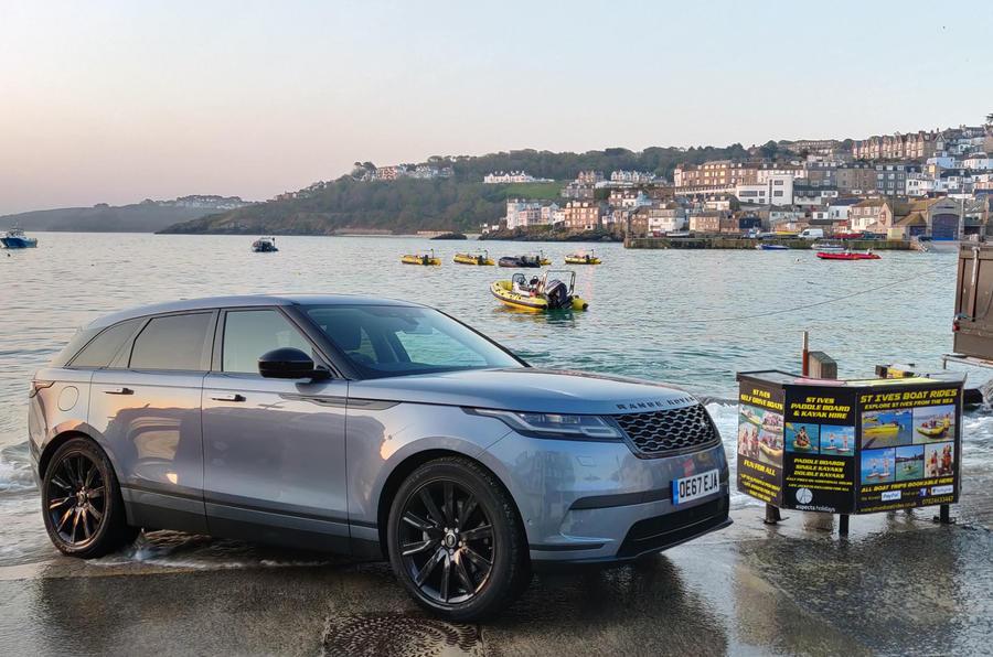 Range Rover Velar 2019 long-term review - cornwall