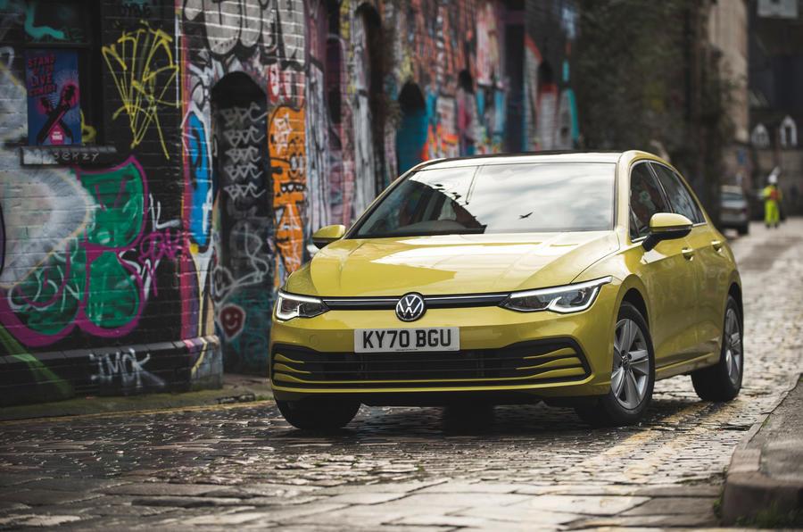 22 Volkswagen Golf 2021 : bilan à long terme statique