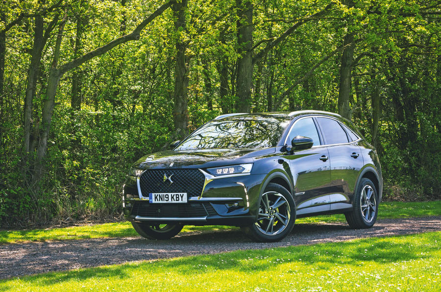 DS 7 Crossback 2019 long-term review - static