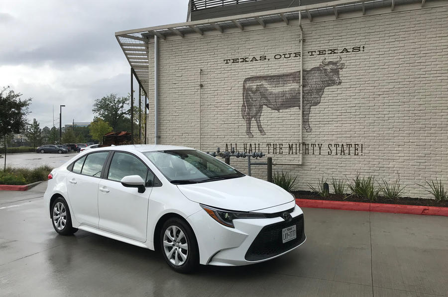 Toyota Corolla 2019 long-term review - Texas Corolla