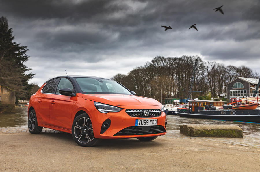 Vauxhall Corsa 2020 long-term review - static