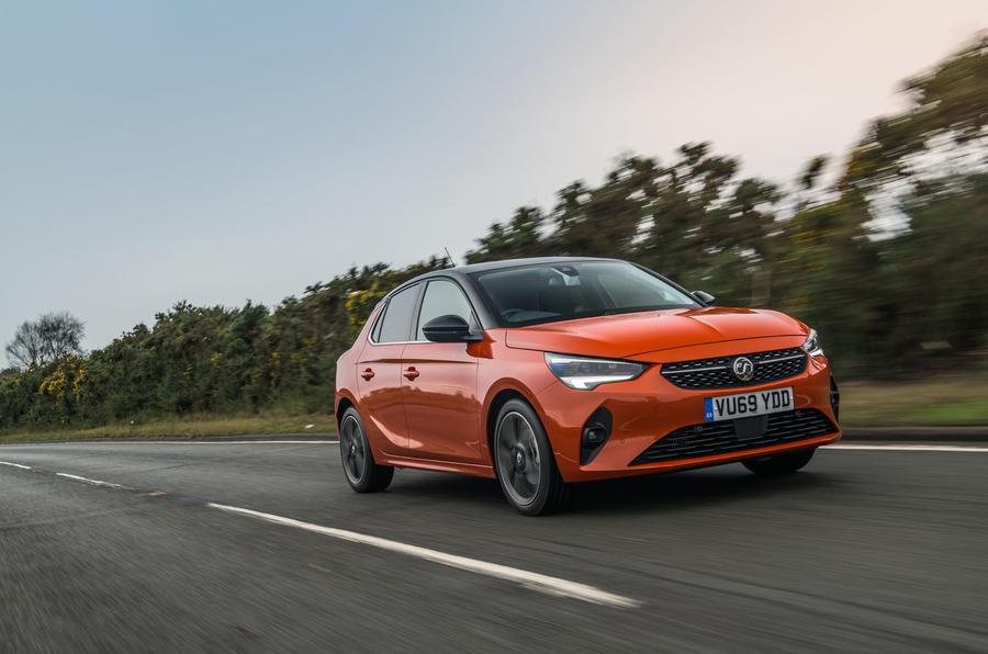 Vauxhall Corsa 2020 : suivi de la révision à long terme