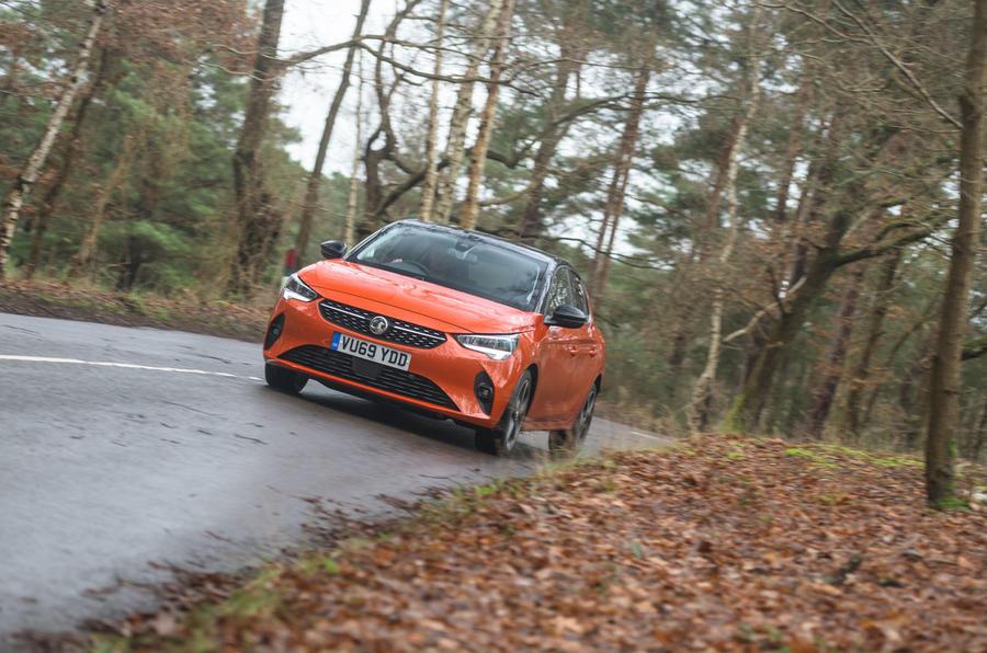 Vauxhall Corsa 2020 long-term review - panning