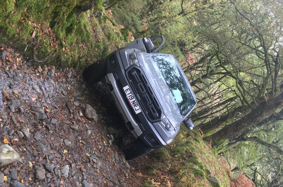 Ford Ranger Raptor 2019 long term review - nose