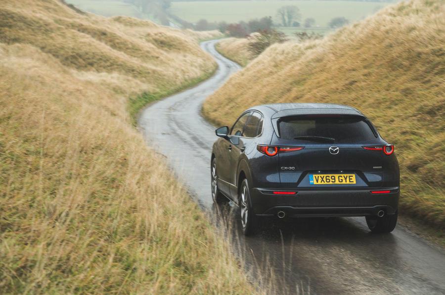 3 Mazda MX 30 2021 : le héros de la révision à long terme