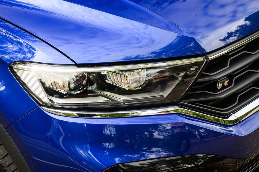 Volkswagen T-Roc R 2020 : révision à long terme - phares