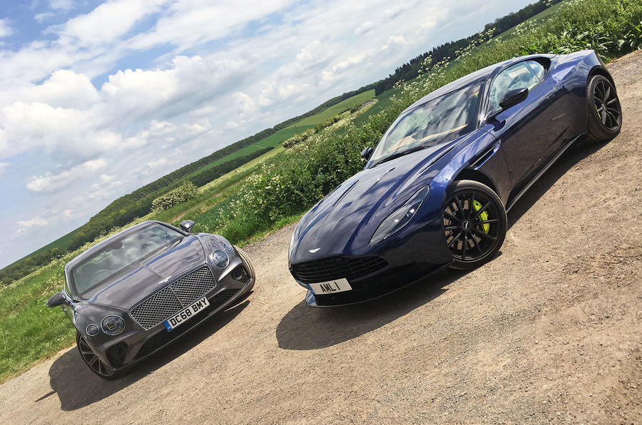 Bentley Continental GT 2019 long-term review - Conti meets Aston