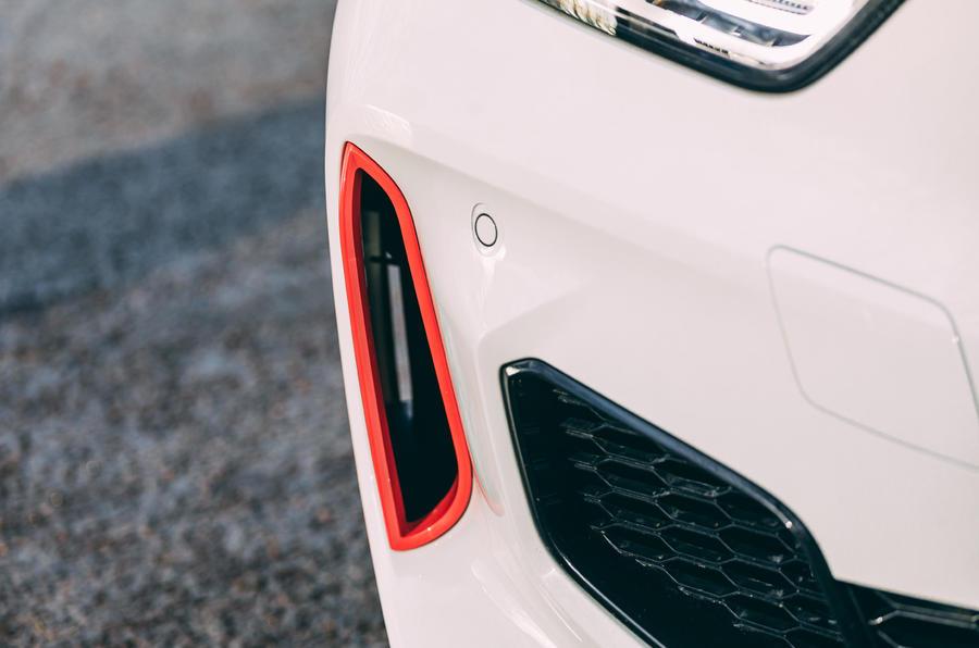 4 BMW 128ti 2021 LT hero pare-chocs avant