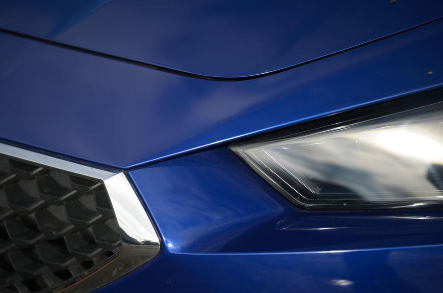 Seat Leon TSI 2021 long-term review - nose