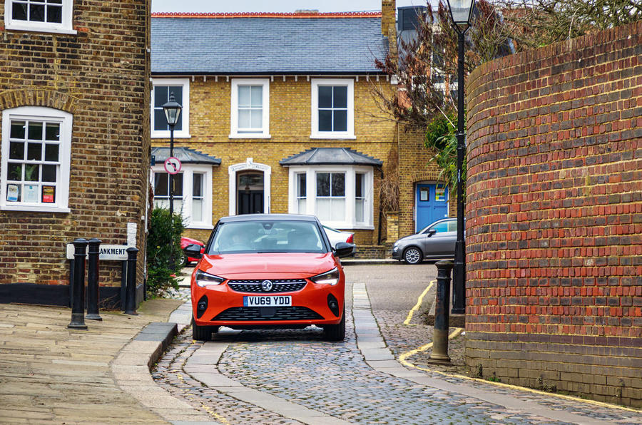 Vauxhall Corsa 2020 long-term review - hero