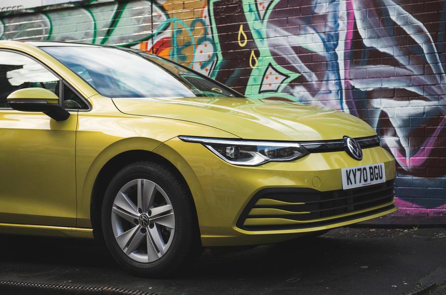 4 Volkswagen Golf 2021 : le nez de la révision à long terme