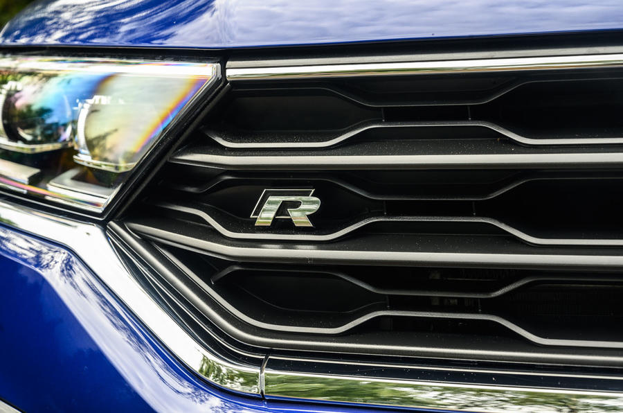 Volkswagen T-Roc R 2020 : bilan à long terme - badge R