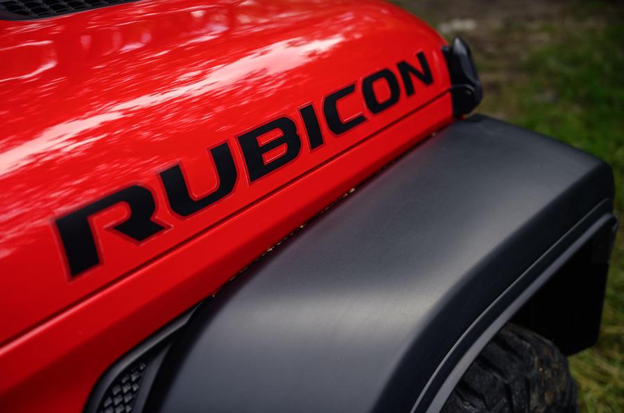 Jeep Wrangler Rubicon 2020 : bilan à long terme - passage de roue