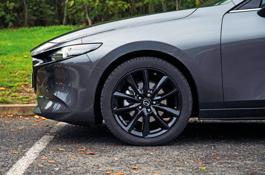 Mazda 3 2019 long term review - alloy wheels