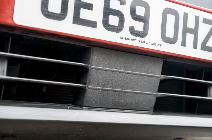 Test & Avis du Nissan Juke 2020 - système ADAS