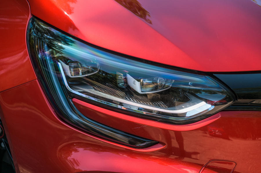 Renault Megane RS 280 2019 long-term review - headlights
