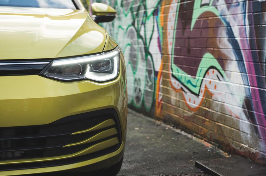 5 phares de la Volkswagen Golf 2021 à l'examen à long terme