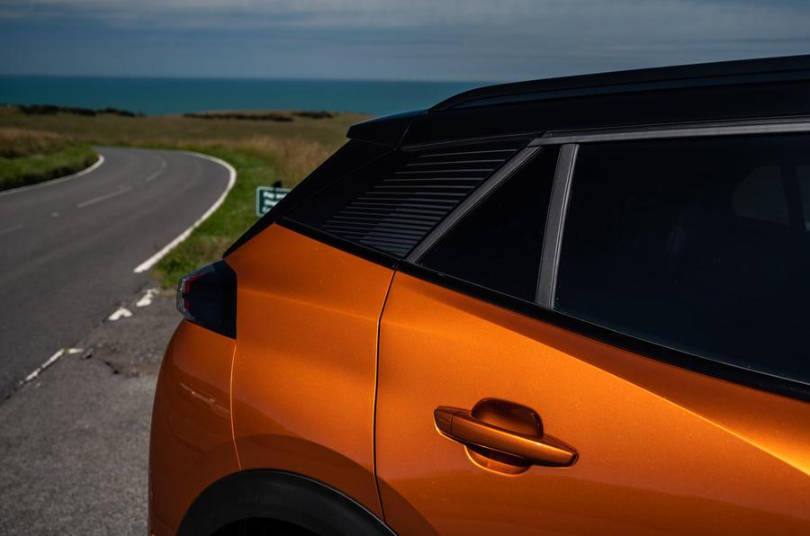 Peugeot 2008 2020 : essai à long terme - arrière