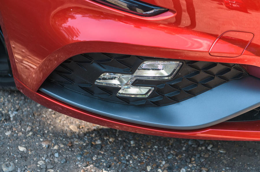 Renault Megane RS 280 2019 long-term review - foglights