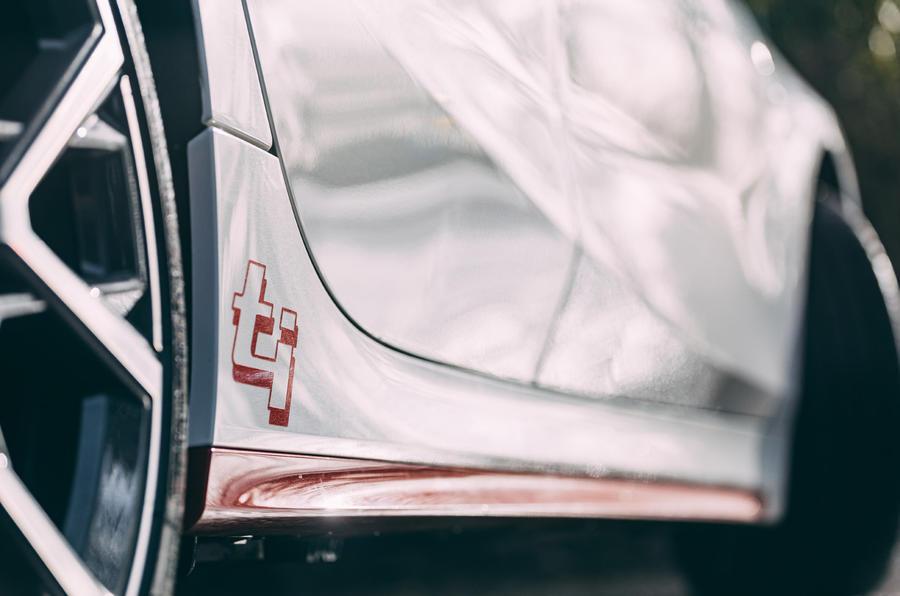 7 BMW 128ti 2021 LT hero autocollants latéraux