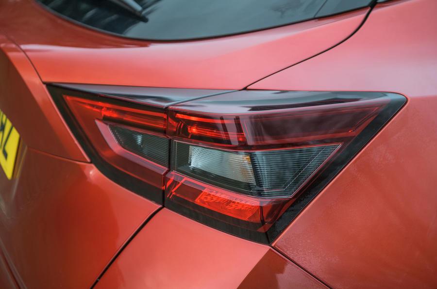Test & Avis du Nissan Juke 2020 - feux arrière
