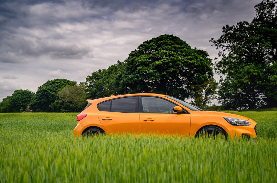 Ford Focus ST 2020 long-term review - static side