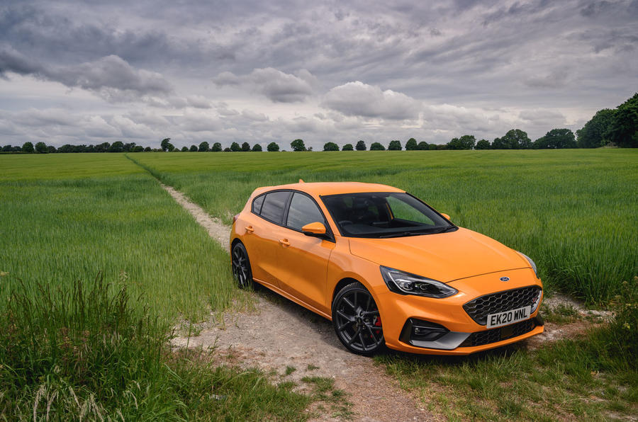 Ford Focus ST 2020 long-term review - static