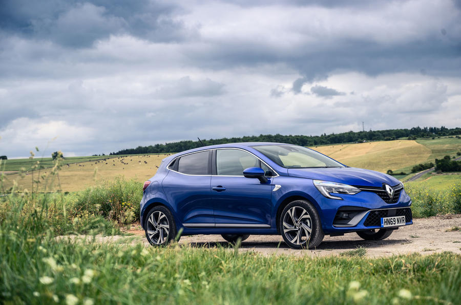 2020 Renault Clio TCe 130 R.S Line - static