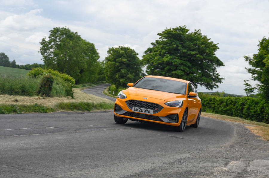 Ford Focus ST 2020 long-term review - cornering