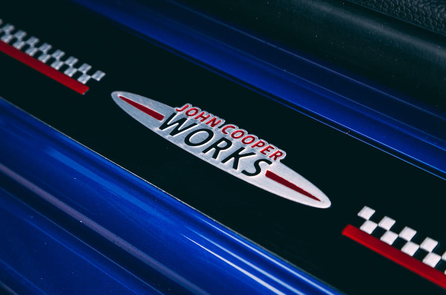 Mini 5-door Cooper S 2019 long-term review - scuff plates