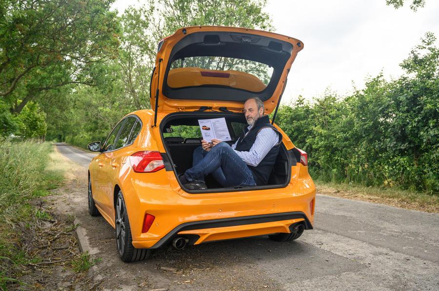 Examen à long terme de la Ford Focus ST 2020 - Andrew Frankel